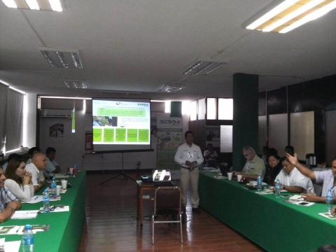 Primera Sesión Ordinaria del Consejo Técnico Consultivo REDD+ Quintana Roo