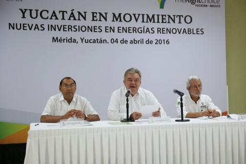 Empresas extranjeras y nacionales invertirán más de 25 mil mdp en Yucatán