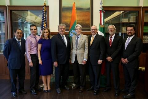 Yucatán afianza alianzas estratégicas en investigación y desarrollo tecnológico