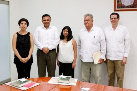 Yucatán se suma a Mapeo de Cooperación Internacional