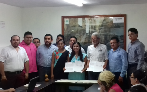 Fortalecen gestión de la Reserva Estatal Biocultural del Puuc