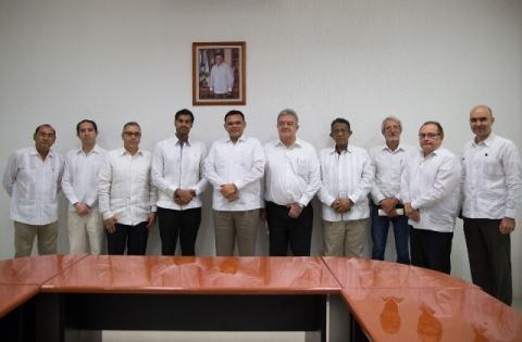 Yucatán y Reino Unido, en alianza estratégica para apuntalar la economía