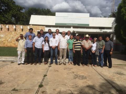Impulso al desarrollo sustentable en el sur de Yucatán
