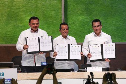 Nuevo Acuerdo de Colaboración para la Sustentabilidad de la Península