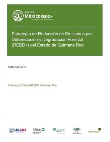 Consulta Pública de la Estrategia Estatal REDD+ Quintana Roo