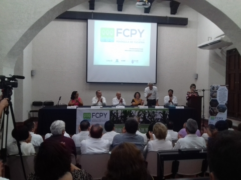 Universidades y ONG presentan Fondo Climático de la Península de Yucatán