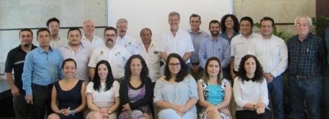 Realizan trabajos para implementar la iniciativa IRE en la entidad