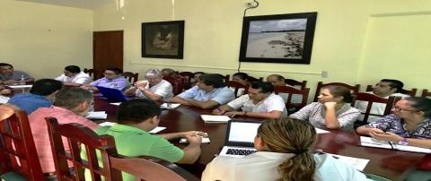 CONTINUARÁ TRABAJANDO EL GRUPO DE MONITOREO, REPORTE Y VERIFICACIÓN DE QROO
