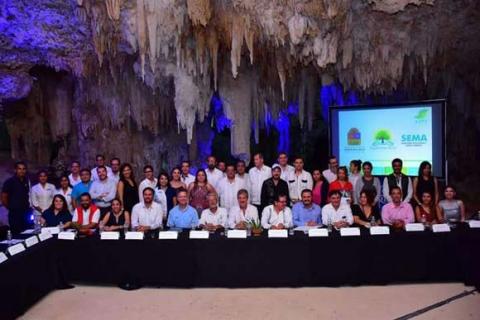Sector privado de la Península de Yucatán se compromete con la Sustentabilidad