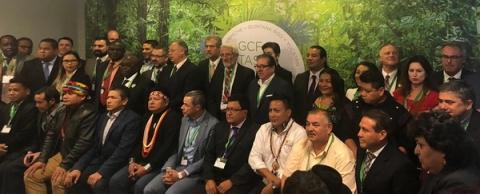 INTEGRAR CONOCIMIENTO INDÍGENA A POLÍTICAS PÚBLICAS PARA LA ADAPTACIÓN AL CAMBIO CLIMÁTICO