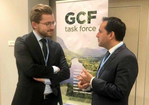Efectiva gestión, en favor de la agenda ambiental de Yucatán